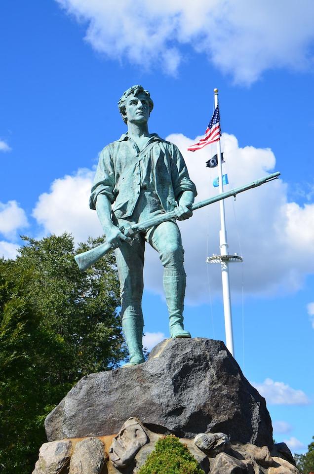 Lexington, Mass  , USA ; Sept 2013