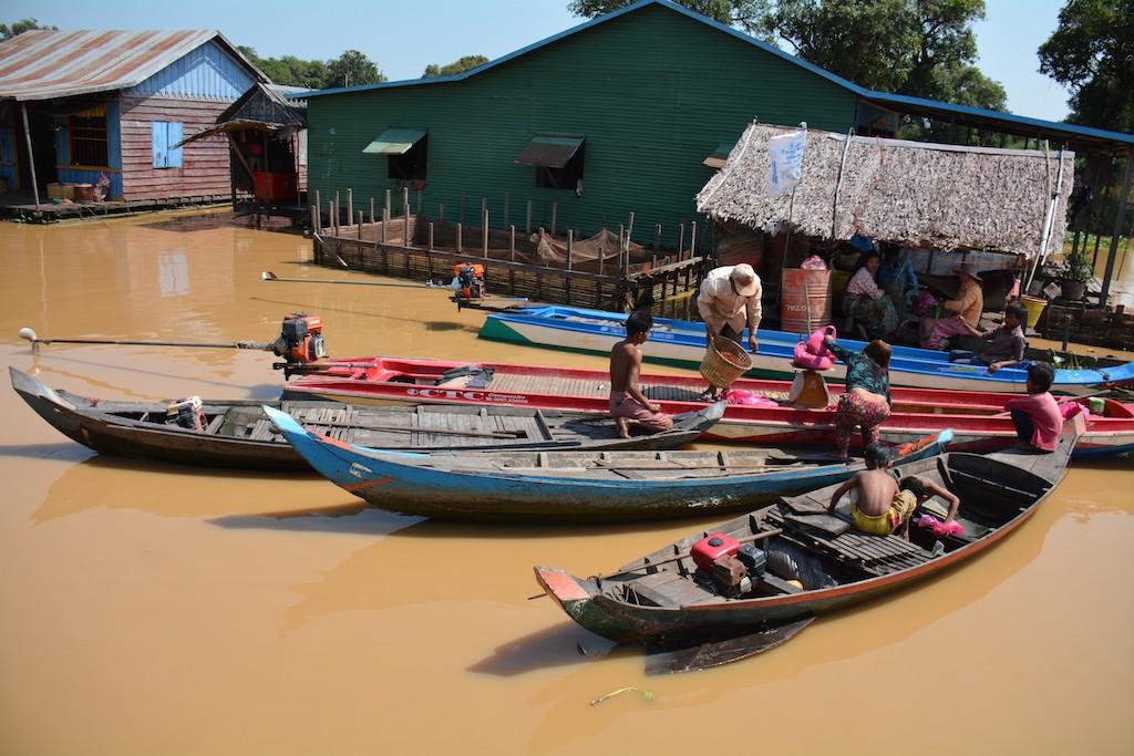 Cambodia ; Apr 2014