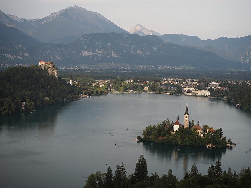 Slovenia Road Trip Europe 1