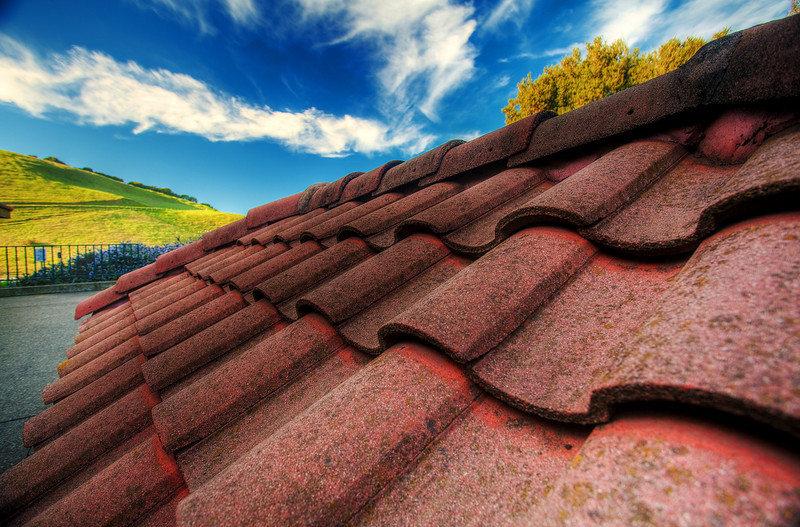 Roof, but based of a 32bit HDR Image, Tonemapped. It looks interesting, but not photorealistic for my tastes.