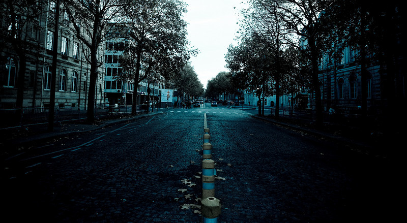 A random parisian street.