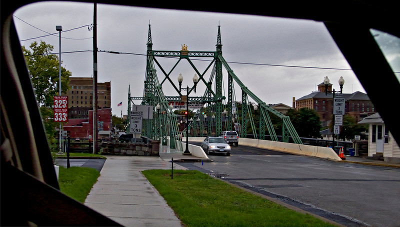 Free Bridge from Phillipsburg, NJ 2008