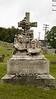 Castellucci Monument, St. Michael's Cemetery, Bethlehem, PA 2008