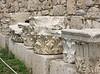 Ancient Pedestals at Roman Agora