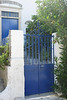 Blue Gate.  Can you tell I like the gates?  There will be more....