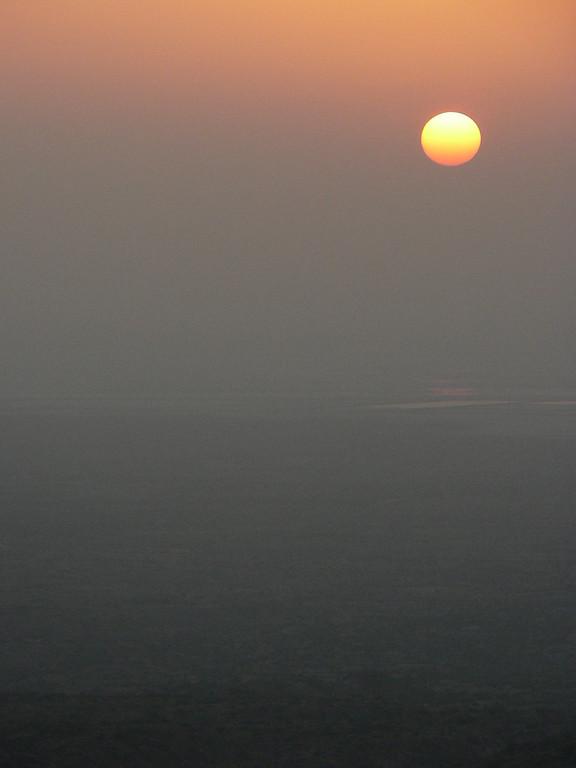 Sunset at Kala Doongar