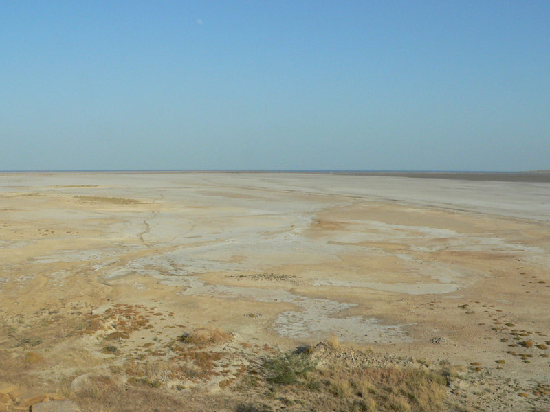 Northern end of the Rann of Kutch