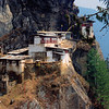 Fire destroyed much of  Tiger's Nest in 1999 (AP).