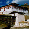 Bhutan's oldest dzong, completed in 1639.
