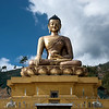 In 2015, 13 years after my visit, China donated this 169-foot  Buddha Dordenma to Bhutan (Wiki).