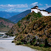 Wangdu Phodrang Dzong.