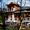 Punakha Dzong was restored in 2001.