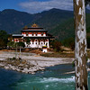 In 1994 a flood overran Punakha and killed 23 monks.