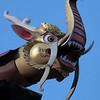 Dragon, Tashichho Dzong