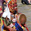 Dancer - Prakhar Lhakhang Festival