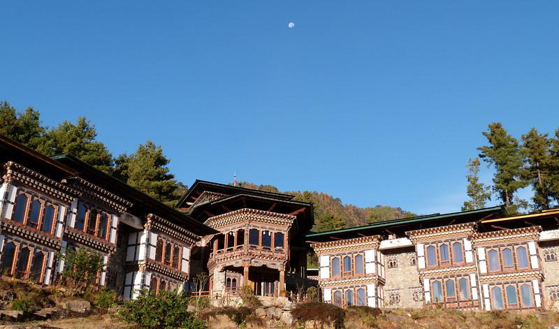 Dewachen Hotel, Gangtey