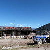 Roadside scene - on the way from Punakha to Trongsa