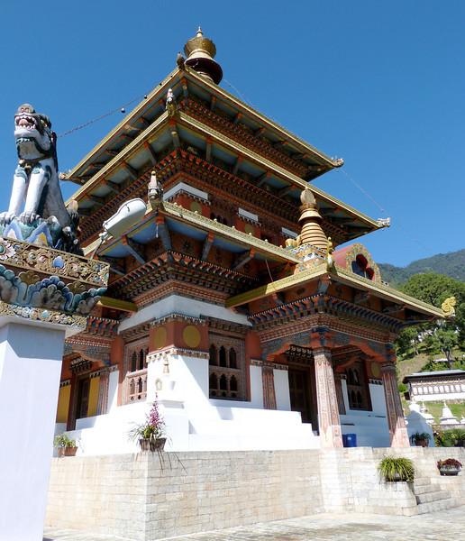 Khamsum Yueling Temple