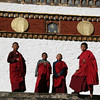 Monks at Tango Monastery