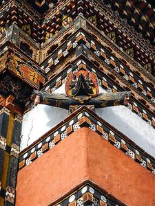 Tashichho Dzong - Thimphu, Bhutan.