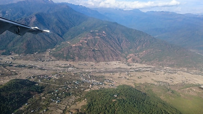 Bumthang to Paro, Bhutan.
