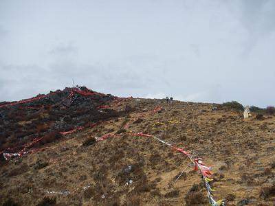 Barren hill.