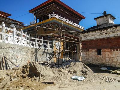 Kenchogsum Lhakhang.