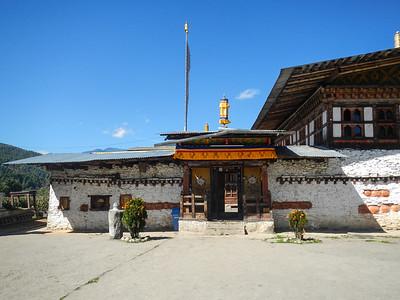Tamshing Lhakhang, Bumthang, 1501.