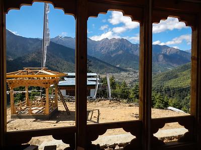 Khadey Gompa - Haa Valley, Bhutan.