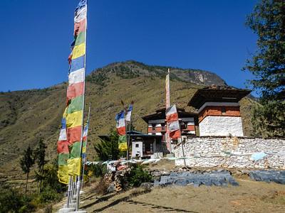 Tachogang (Tachog) Lhakhang.