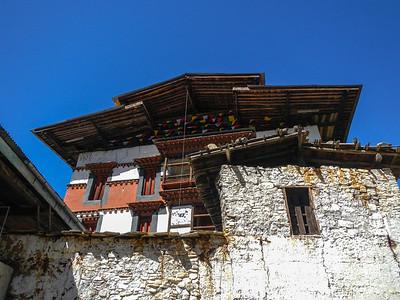 15th century building.