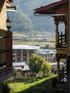 Yu-Gharling Resort. Chamkhar - Bumthang, Bhutan.