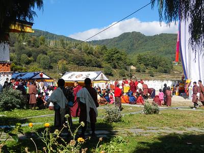 A 5 day long religious festival.