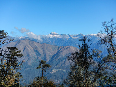 Eastern Himalayan Mtn. Range.