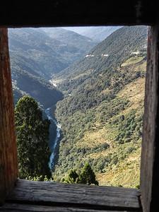 View Magnde River.