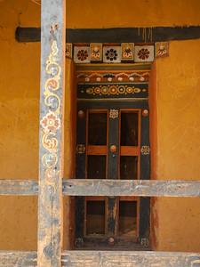 Trongsa Dzong. Trongsa, Bhutan.