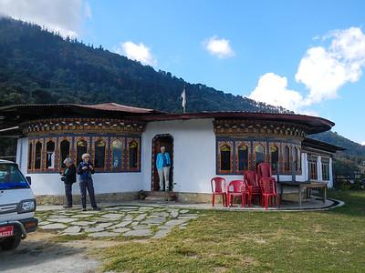 A wonderful little tea house.