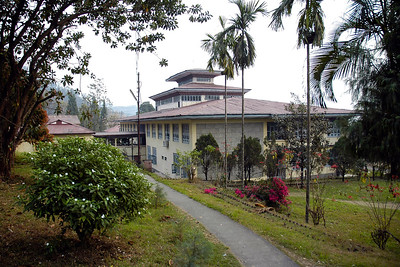Campus of National Institute Education (NIE), Samtse, Bhutan