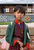 10 year-old Tshering