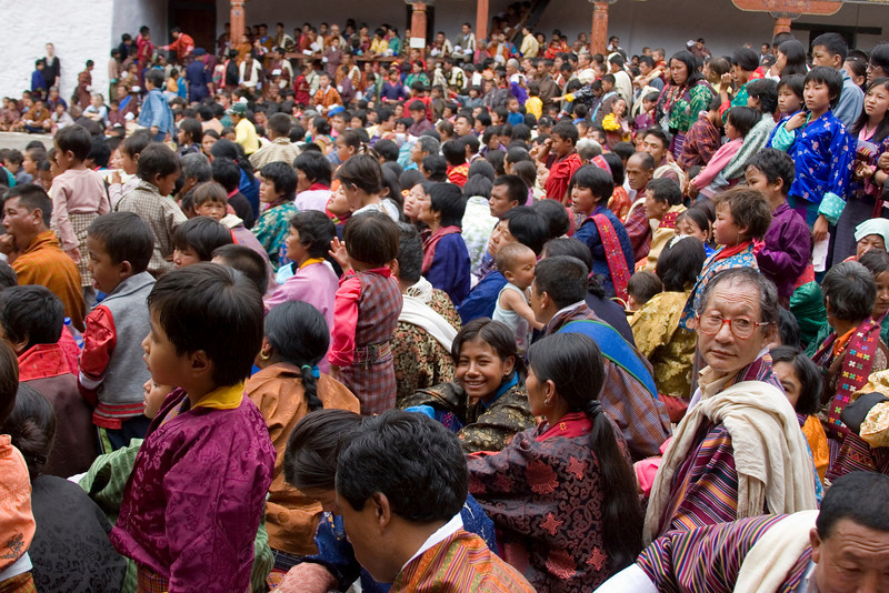 A Significant Portion of Bhutan's Population