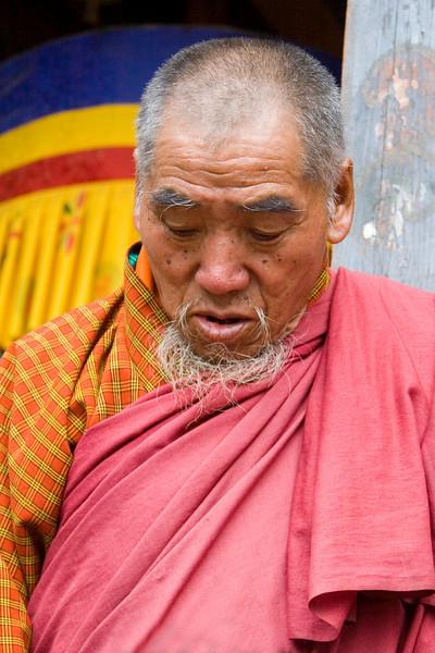 Teschu Festival Punakha Dzong
