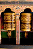 Thimpu. Small Prayer Wheels.