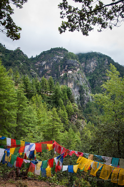 The Tiger's Nest Monastery