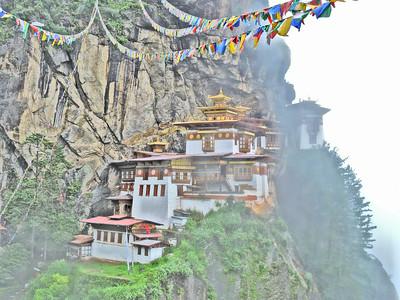Taktsang Monastery (Tiger's Nest)