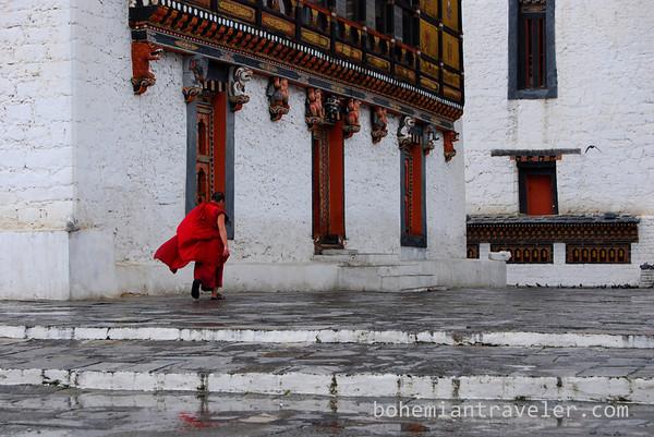 dzong thimphu