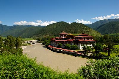 Punakha Dzong Punakha, Bhutan