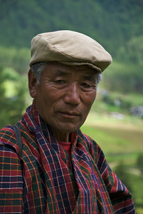 Retired Phobjikha Gentleman  (Bhutan)