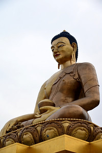 169-foot Buddha at Kuensel Phodrang (aka Buddha Point)