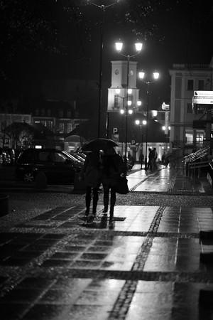 Bialystok at Night
