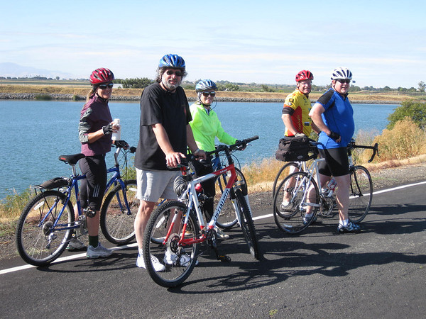 Bike to Ryer's Island, Oct 08